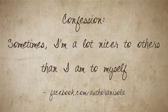 quotesConfession-Sometimes-Im