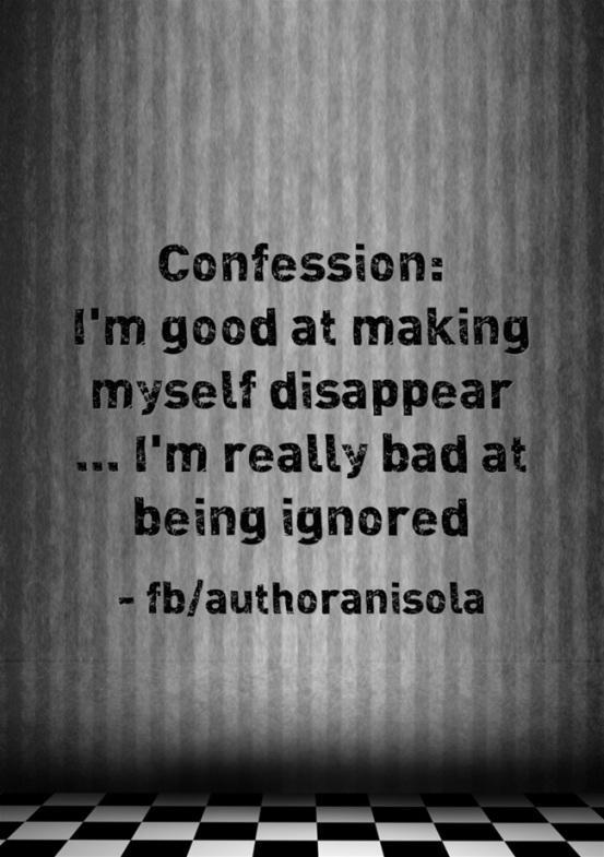 quotesConfession-Im-good-at
