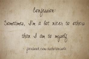 quotesConfession-Sometimes-Im